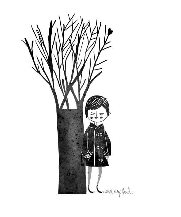 il·lustració by anduluplandu