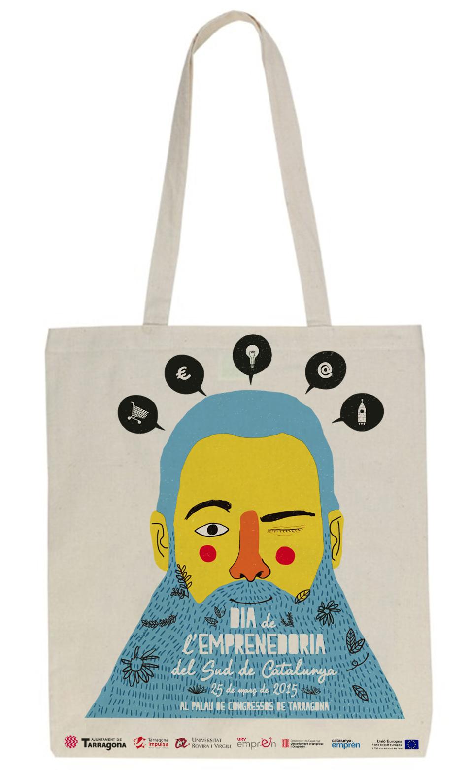 andulu tote bag empren