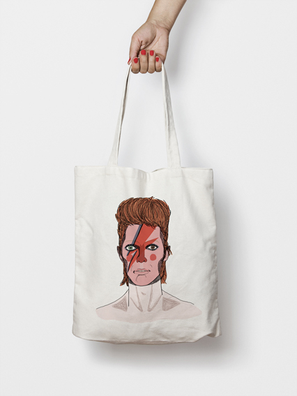 andulu tote bag bowie