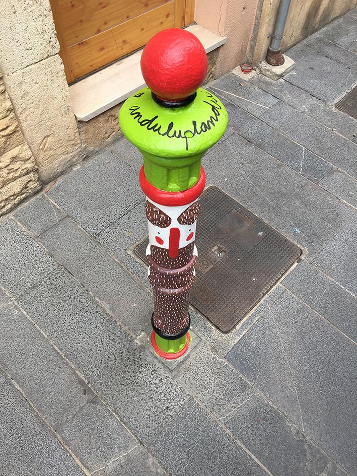 pilonsparade tarragona by anduluplandu