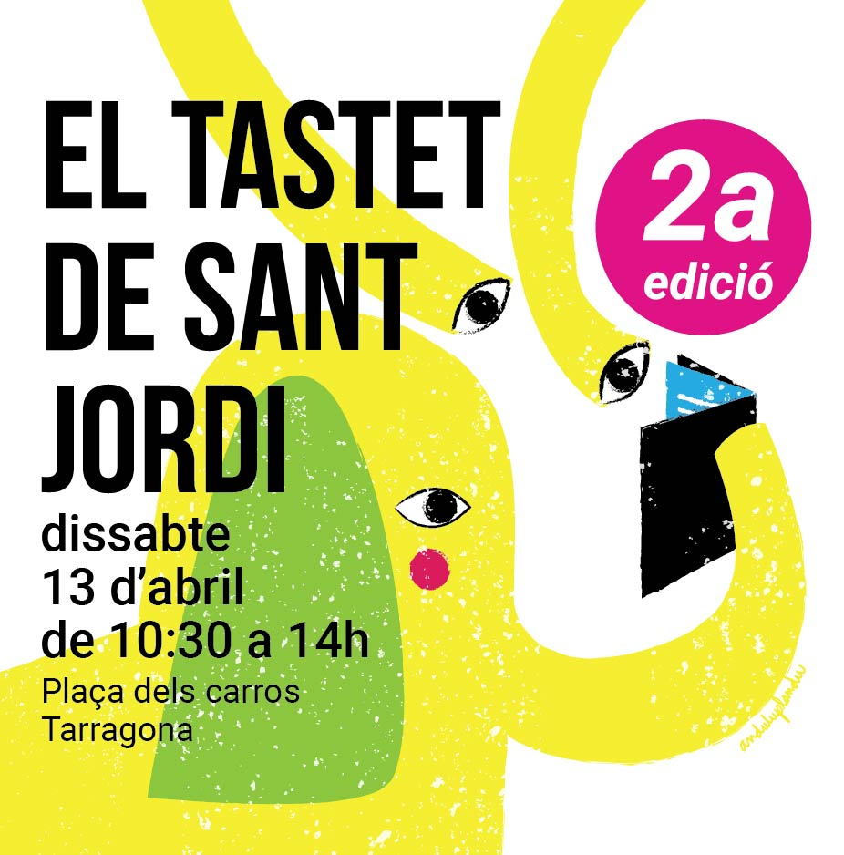 cartell tastet Tecletes by anduluplandu