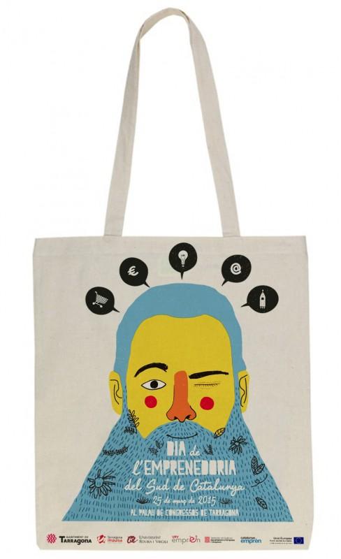 Anduluplandu | andulu tote bag empren