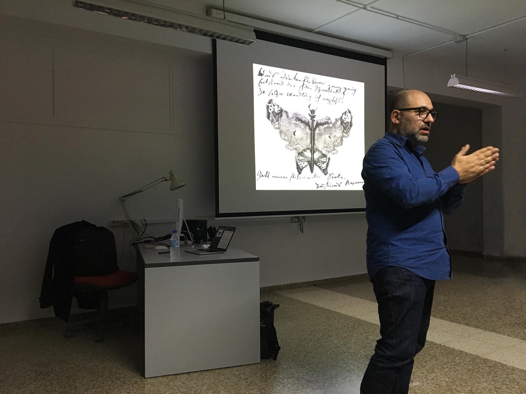 Anduluplandu | conferència de JM.Ganyet a l
