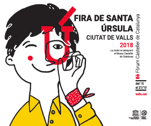 Anduluplandu | cartell de la fira de santa úrsula de Valls by andulluplandu