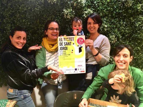 Anduluplandu | presentacio cartell tastet Tecletes by anduluplandu