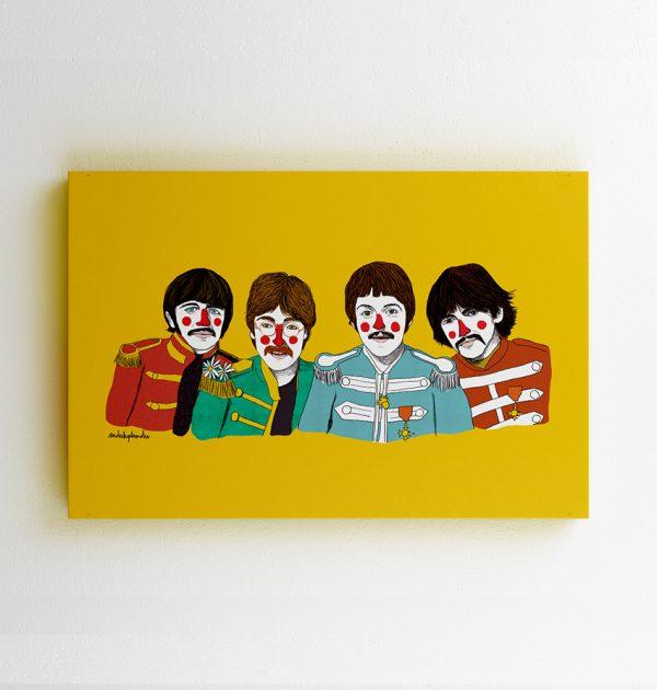 Beatles by anduluplandu